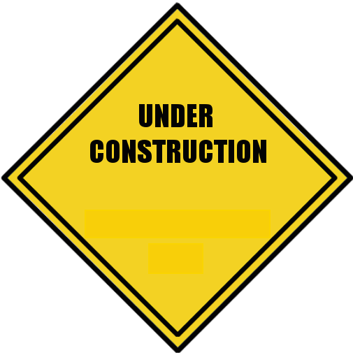 Under Construction: Coming Autumn 2013